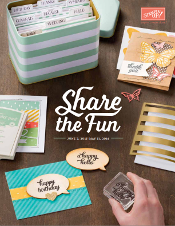 2015 / 2016 Stampin' Up! Canada Catalogue