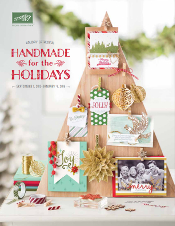 Stampin' Up! Canada Holiday Catalogue