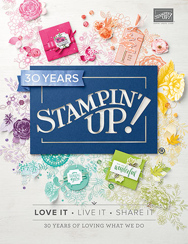 Current Stampin' Up! Canada Catalogue