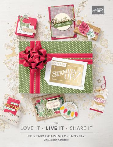 Stampin' Up! Canada Holiday Catalogue