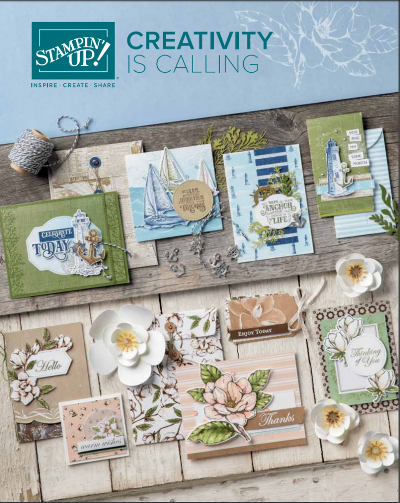 Stampin' Up! Canadian Catalogue
